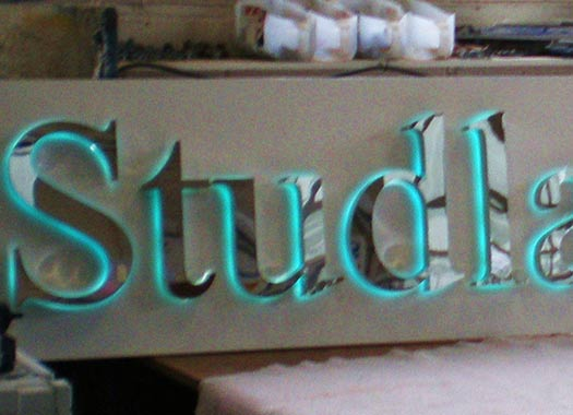 Lush Signs - Over 85 Years of Signwriting Excellence